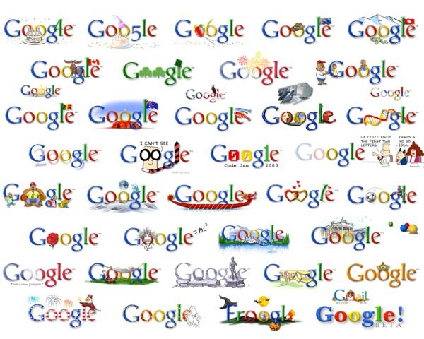 Google-logoja